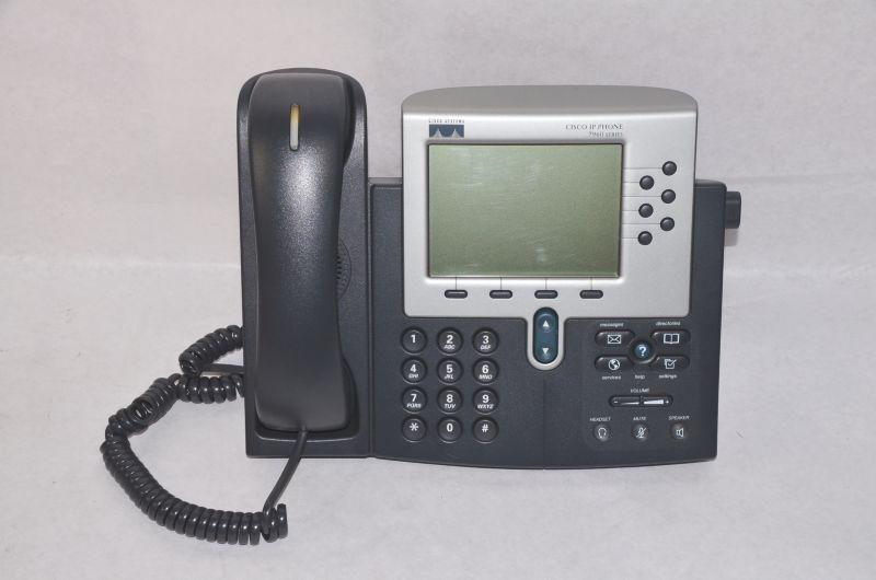 Sip Phone: Cisco Sip Phone 7960
